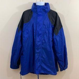 Bass Pro Shop Waterproof Rain Jacket  Size 3XL